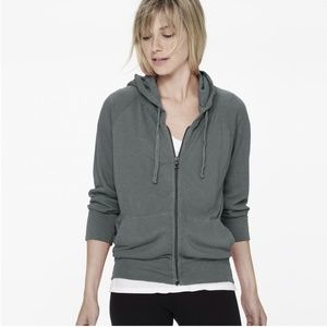 Standard James Perse Women's Vintage Fleece Hoodie